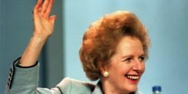 Londens modemuseum bedankt voor garderobe Thatcher