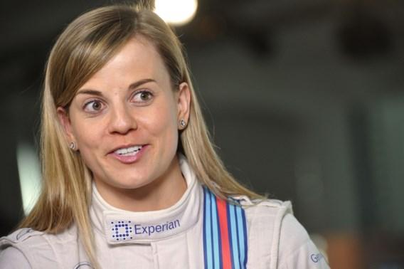 F1-testrijdster Susie Wolff zet punt achter haar carrière in motorsport
