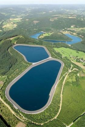 Electrabel wil de capaciteit van de waterspaarbekkencentrale in Coo graag optrekken tot 1.800 megawatt. Maar dat kost veel geld.