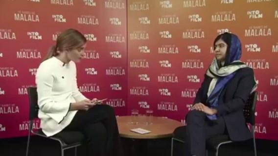 Malala bedankt Emma Watson: 'Ik ben een feminist door jou'