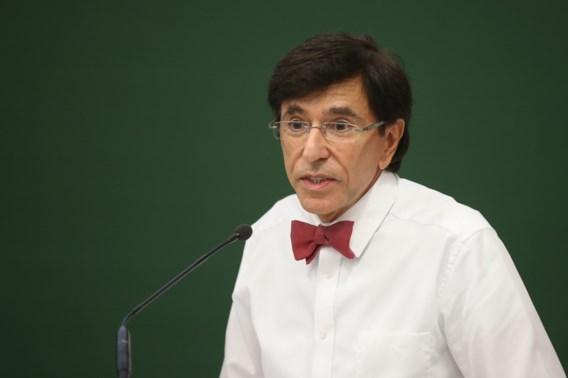 Elio Di Rupo doctor honoris causa aan universiteit van Teramo