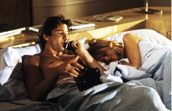 Richard Gere in de film 'American Gigolo'. 'Vrouwen zien dat ze bij mij in een veilige haven zijn', zegt Vince.
