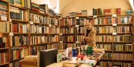 Kleinste boekhandel van het land is vijftien vierkante meter groot