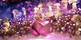 Kate Winslet onthult feeërieke kerstetalages in Parijs