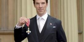 Benedict Cumberbatch geëerd door Koningin Elizabeth