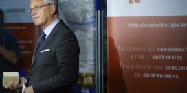 Regering-Michel laat invaliden met rust