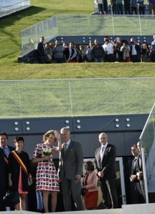De Corda Incubator kreeg in september bezoek van koning Filip en koningin Mathilde.