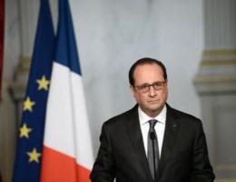 Hollande: 'Aanslagen waren barbaarse daad van IS'