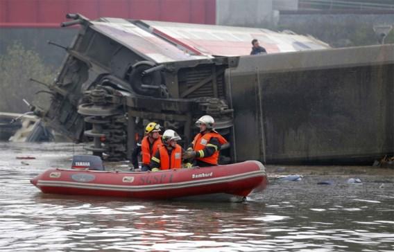 'Kinderen aan boord van ontspoorde TGV'