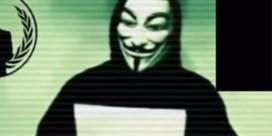 Ook Anonymous verklaart oorlog aan IS