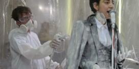 Belgische mode wordt kunst in pakjes