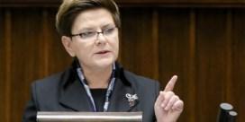 Nieuwe Poolse premier wil economie aanzwengelen