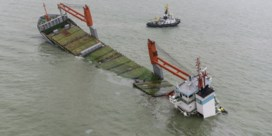 Opnieuw olie uit gescheurde Flinterstar na storm