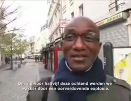 Ooggetuige: 'Vrouw blies zichzelf op op driehonderd meter van mijn huis'