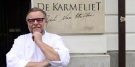 Sterrenrestaurant De Karmeliet gaat dicht