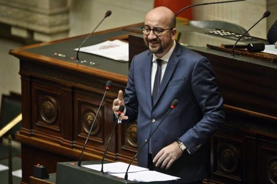 Premier Michel komt met extra budget, een actieplan-Molenbeek en nog een rist maatregelen