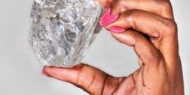 's Werelds tweede grootste diamant gevonden in Botswana