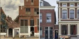 Eindelijk gevonden: de precieze locatie van Vermeers 'straatje'