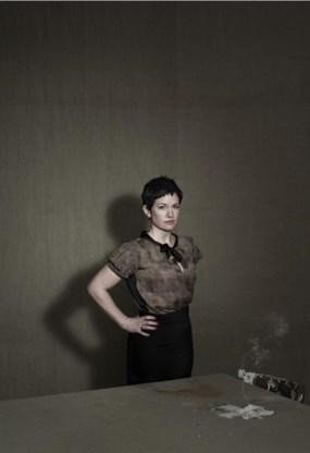 Sarah Hall: 'Het lichaam is een instrument dat je kunt inzetten als troef, je kunt ermee pronken.'