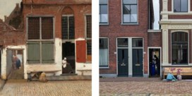 Vermeers 'Straatje' eindelijk gevonden