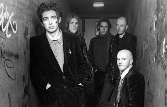 Evil Superstars in 1996.