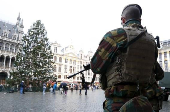 Hoogste veiligheidsniveau blijft behouden in Brussel