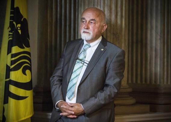 Voorzitter Jan Peumans biedt vandaag, in naam van het Vlaams Parlement, zijn excuses aan voor de gedwongen adopties.