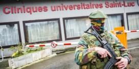 'Maximale beveiliging voor scholen en metro'