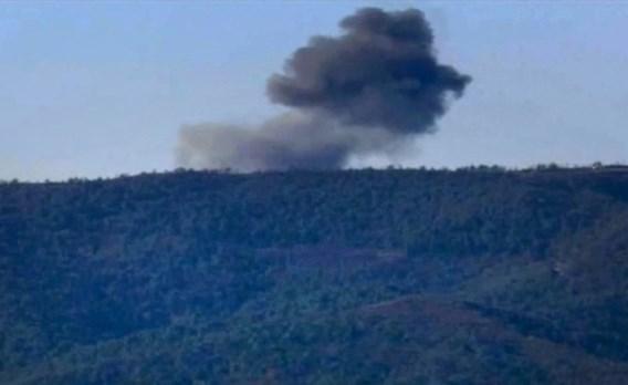 Russisch vliegtuig neergehaald: Turks leger maakt opnames met waarschuwingen publiek