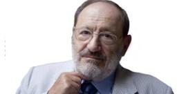 Umberto Eco zet Berlusconi een hak