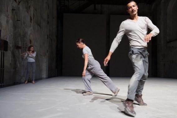 Anne Teresa De Keersmaeker en Michaël Pomero: dansen in de schaduw van een narratieve tekst.