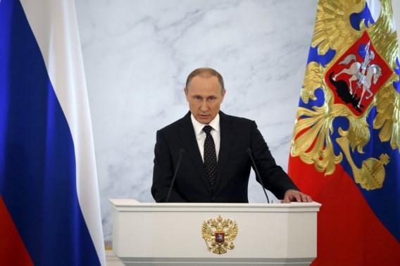 Poetin: 'Allah beroofde het Turkse regime van gezond verstand'