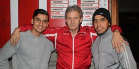 Vluchtelingentalent voor voetbalclub Damme
