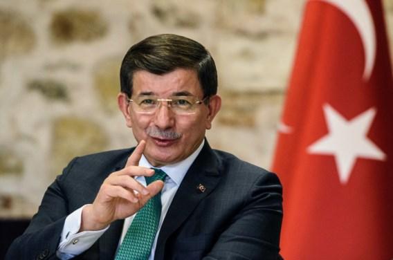 Turkse premier beticht Moskou van 'etnische zuiveringen' in Syrië