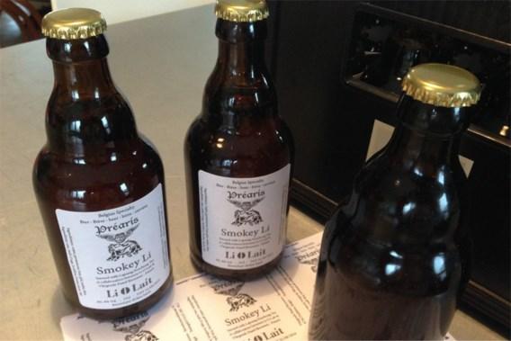 Sterrenrestaurant serveert bier van Lieven Verstraete