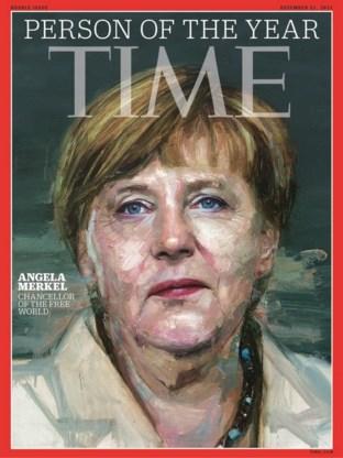 'Morele opsteker voor Merkel'