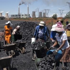 Zuid-Afrika verkiest mijnbouw boven water