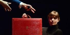 Rode koffertje van Thatcher onder de hamer voor 334.000 euro