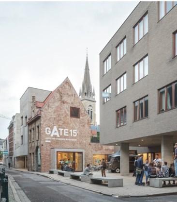 'Gate 15' creëert ademruimte in de stad.