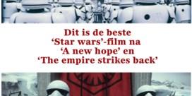 The Force start sterk bij Disney