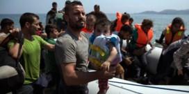 Europese Unie merkt slechts kleine daling vluchtelingen sinds overeenkomst met Turkije
