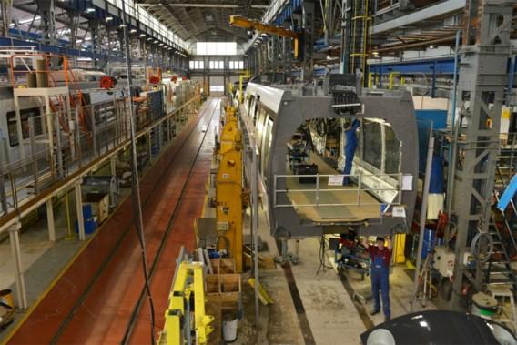 Bombardier haalt megabestelling NMBS binnen