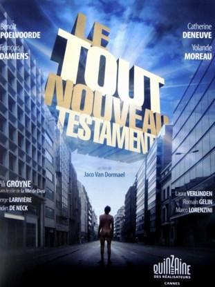 'Le Tout Nouveau Testament' op shortlist voor Oscar beste buitenlandse film