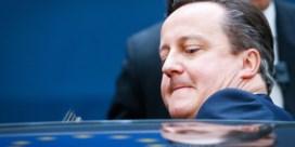 'Cameron staat open voor plan-B'