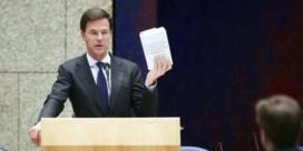 Mark Rutte, de Hans Kazàn van het debat.