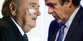 Exit Blatter, en ook Platini?