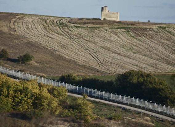 Bulgarije begon in juli aan de bouw van een hek langs de Turkse grens.