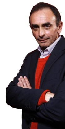 Eric Zemmour: conservatieve nar blijkt trendsetter.
