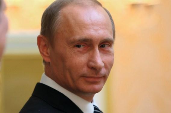 Russische president Poetin inspiratie voor nieuw parfum