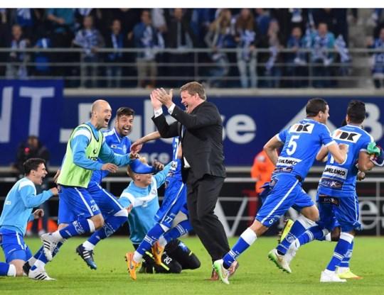 21 mei, het ondenkbare is gebeurd: AA Gent is voor het eerst in 115 jaar landskampioen.